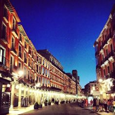 Plaza Mayor- Madrid, Spain