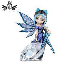 Amazon.com: Jasmine Becket-Griffith Diamond Diva Fairy Figurine by The Hamilton Collection: Furniture & Decor