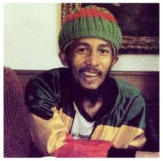 Bob Marley in his last days