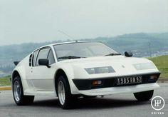 1984 Renault Alpine A 310 V6 Group 4