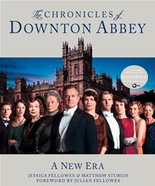 The Great War has ended, but Downton Abbey is far from peaceful... The Chronicles of Downton Abbey - A New Era by Jessica Fellowes and Matthew Sturgis. Buy this eBook on Kobo: http://www.kobobooks.com/ebook/The-Chronicles-of-Downton-Abbey/book-K7mSXg2L20qpj3Z6xAtJ2g/page1.html #kobo #DowntonAbbey