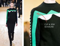 Cut and Sew Knitwear with Jil Sander
