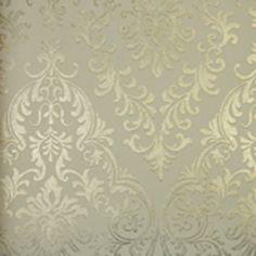 Papel de Parede de Arabesco Metalizado Bright Wall Y6130403
