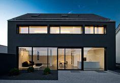 Neubau Eines Einfamilienhauses Mit Carport Good Ideas