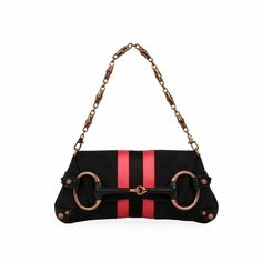 One look at this clutch from Gucci and you will know right away why it is luxury, grab yours today!  ITEM CONDITION: Pre-owned – Very good condition.  SUPPLIED WITH: This item is supplied with its original Gucci dust bag.  SIZE: (Length) 28 cm x (Height) 14 cm x (Width) 4 cm x (Drop) 17 cm.  INTERIOR: Very good condition – Clean, with normal signs of use.  EXTERIOR: Very good condition – With signs of normal wear.  HANDLES: Very good condition – With normal signs of use. Gucci Horsebit, Summer Bags, Tom Ford, Dust Bag, Exterior, Drop, Shoulder Bag, Signs, Luxury