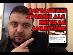 2017 Instagram-Anleitung: Stories in einem Beitrag veröffentlichen. - YouTube