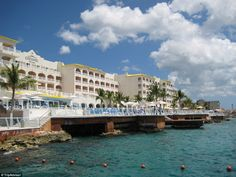19. Cozumel Palace, Cozumel, Mexico excels in the water spots department...
