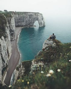 Étretat France | Michiel Pieters | #adventure #travel #wanderlust #nature #photography