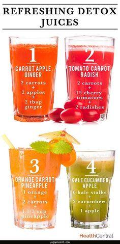 nice Easy detox diet
