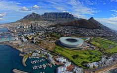 #CapeTown : A beautiful place to visit in #SouthAfrica.