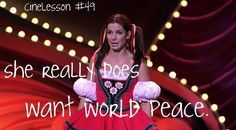 """""""That would be harsher punishment for parol violators, Stan... and, world peace""""- Miss Congeniality"""