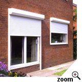 Roller shutter doors domestic security roller shutters and diy shutters. Roller shutters Reading, Manchester London