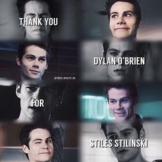 Thank you Dylan for STILES ❤⚓