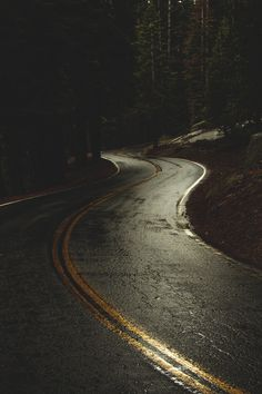 by Thiago Braz The Road Not Taken, Purple Wallpaper Iphone, Phone Wallpapers, City Aesthetic, Winding Road, Wild Nature, Paths, Cool Pictures, Nature Photography