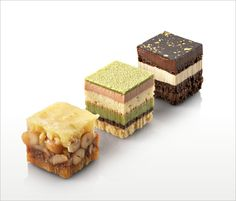 Patisserie Walter GmbH : Finger food cubes