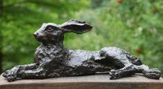 Lying Hare by John Cox