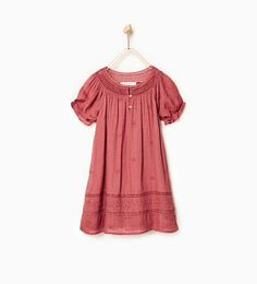 Embroidered romantic dress