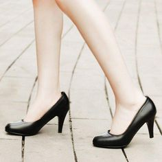 16 Best Low Mid Heel Office Shoes Images Office Shoes Shoes Heels