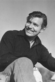 Clark Gable  (February 1, 1901 – November 16, 1960)