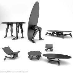 human collection :: Industrial Design Served