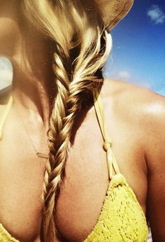 @Rebekah Steen fishtail how-to