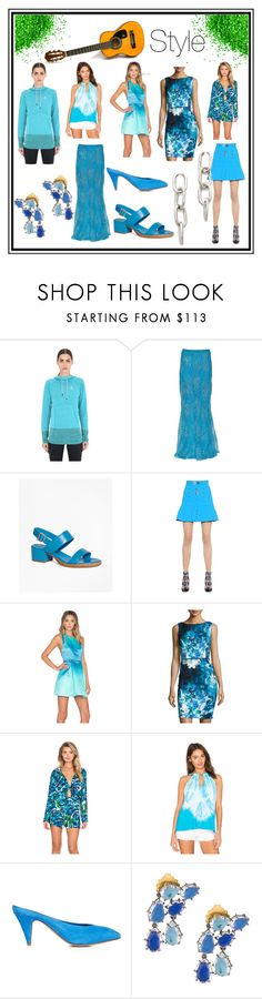 """Style 2017"" by cate-jennifer ❤ liked on Polyvore featuring ODLO, Alberta Ferretti, Brooks Brothers, Peter Pilotto, Lovers + Friends, Aidan Mattox, Chloe Oliver, Sky, Mansur Gavriel and Alexander Wang"