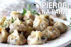 Polish Recipes, Dim Sum, Tortellini, Ravioli, Dumplings, Potato Salad, Cooking Recipes, Drink Recipes, Good Food