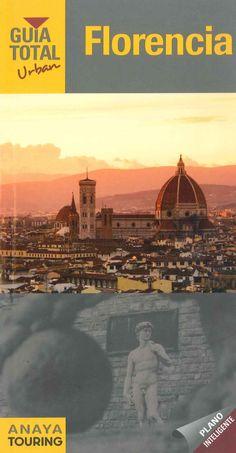 """""""Florencia"""" Esta Guía Total Urban de Florencia reúne toda la información necesaria para sacar el mayor partido de una visita a la capital de Toscana y dos de las ciudades más importantes de sus alrededores: Pisa y Siena."""
