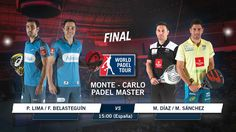 Campeones World Pádel Tour MONTE-CARLO [Vídeo de la FINAL Completa]