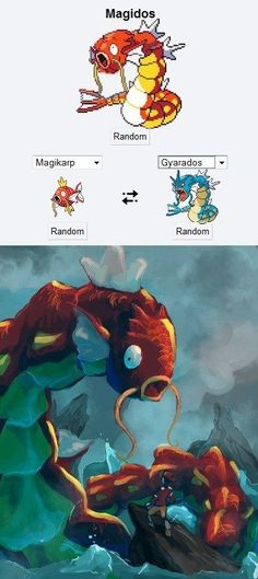 What If This Was Magikarp's Mega Evolution?: What If This Was Magikarp's Mega Evolution?