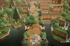Animal Crossing Wild World, Animal Crossing Guide, Motif Acnl, Ac New Leaf, Island Design, Sea Creatures, Artwork, Nature, Outdoor
