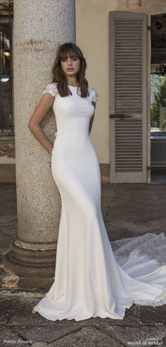 Pinella Passaro 2018 Wedding Dress #weddingdress