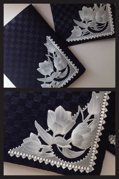 book jacket Parchment Craftで作ったブックカバー♪
