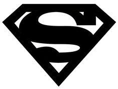 Superman Logo Vinyl Decal – Decals N Superman Silhouette, Silhouette Cameo, Superman Logo, Batman, Bat Symbol, Man Of Steel, Steel Dc, Custom Vinyl, Car Stickers