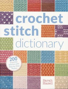 ... Crochet on Pinterest Crochet flowers, Crochet stitches and Crochet