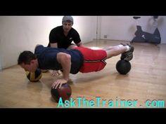 Liegestütze richtig trainieren: Die Grundübung für Brust Muskelaufbau. Training ist mit einem Liegestütz Trainingsplan möglich, 100 Liegestütze auch.