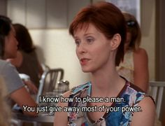 """She called bullshit on patriarchy. 
