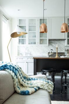 Black and/or white KITCHEN designs that I love (25 photos)