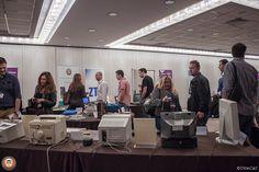 Μίνι έκθεση απο την συμμετοχή του Ελληνικού Μουσείου Πληροφορικής στο 16ο Συνέδριο του Infocom World! @smartpressgr