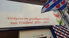 Gezelligste winkel Leeuwarden Friesland