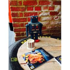 Robbie The Retro Robot tin plate Ornaments, the ideal retro, vintage  gifts for Christmas for him and for her only at Smithers of Stamford
