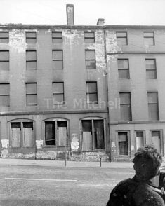 North Frederick Street 1960