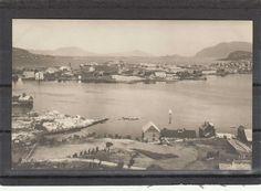 Møre og Romsdal fylke Aalesund Stenvaagsundet utg Alb. Gjørtz tidlig 1900-tall