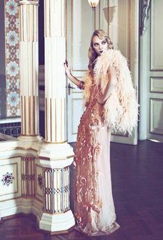 Heather Marks by Koray Birand for Vogue HellasDecember 2011