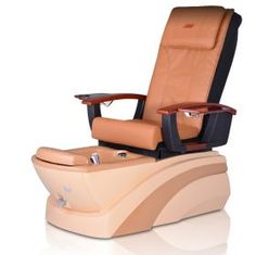 PSU NS 218 Pedicure Spa Chair   $1,735.00 Pedicure Spa Chair: Shiatsu massage system - rolling, tapping, kneading, multifunction Power seat - recline, forward,...