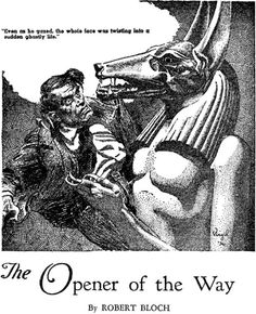 The opener of the way - Virgil Finlay