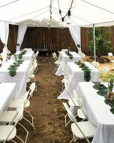 This white 10 x 30 party tent is ideal for recreational use parties weddings and other backyard events. It can hold up to 50 people and will surely make your next event a Classic! - Gazebo - Ideas of Gazebo 30th Party, Safari Birthday Party, Jungle Party, Jungle Theme Parties, Safari Theme Party, Deco Baby Shower, Boy Baby Shower Themes, Baby Boy Shower, Safari Theme Baby Shower