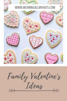 Valentine's Day is a good reason to spoil the ones you love - not just your spouse but also your children. Kids will love these special traditions! Appreciation Note, Family Valentines Day, Secret Valentine, To Spoil, White Icing, Organized Mom, Family Movie Night, Dating Divas, Love Eat