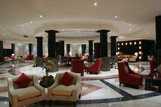 Helnan Palestine Hotel Alexandria Lobby