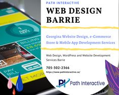 We are Website Design, Development & SEO Company in Georgina. Our experts create beautiful & Responsive websites at reasonable prices.